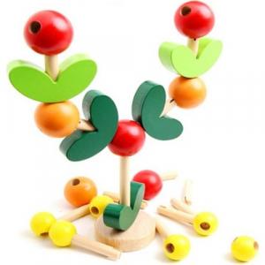 Joc lemn echilibru copacul intelepciuni 3D0