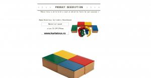 Joc Lemn Montessori Cilindrii Knobless - Joc de Lemn Educatie Montessori.3