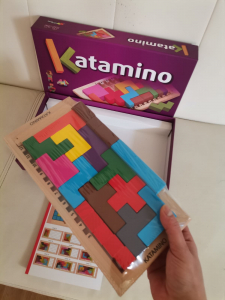 Joc Lemn Tetris - Katamino [3]