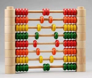 Abac Montessori din lemn multifunctional5