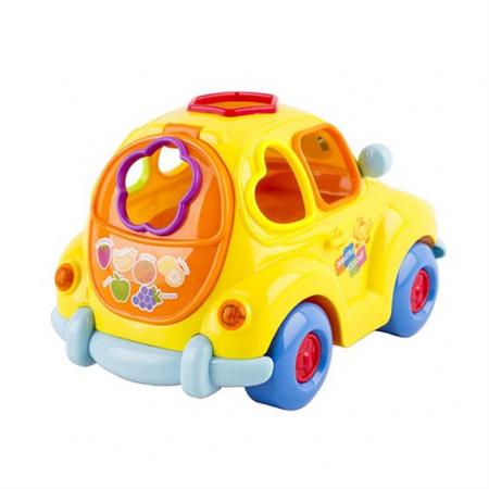 Jucarie interactiva bebe Masinuta Smart Bus [4]