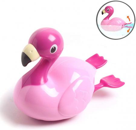 Jucarie de baie Flamingo0