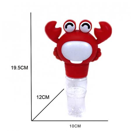 Jucarie de facut Baloane Crab2