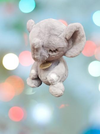 Jucarie de plus Elefant 25 cm [2]