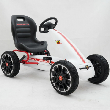 Kart cu Pedale pentru copii cu roti din Spuma EVA [3]