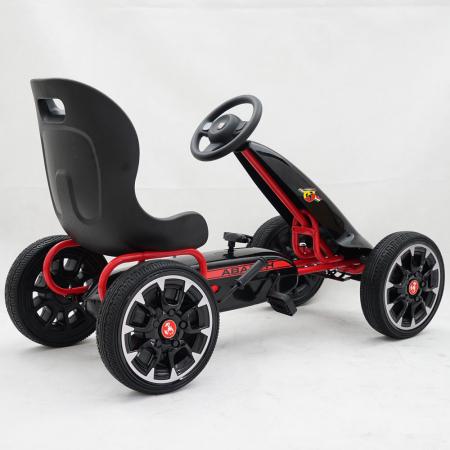 Kart cu Pedale pentru copii cu roti din Spuma EVA [2]