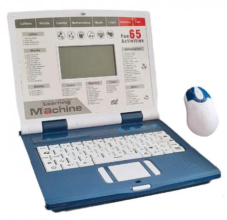 Laptop interactiv pentru copii 65 de activitati [0]
