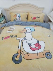Lenjerie de pat copii  cocolino - Lenjerie de pat dublu copii0
