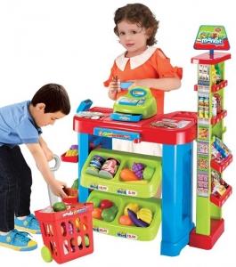 Magazin de jucarie Supermarket  pentru copii0