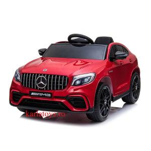 Masinuta electrica copii Mercedes AMG GLC63S  12V 4x4 [0]