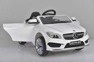 Masinuta Electrica Mercedes CLA 45 copii 12 v0
