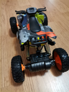 Masinuta cu telecomanda Atv Racing Vehicle OFF Road4