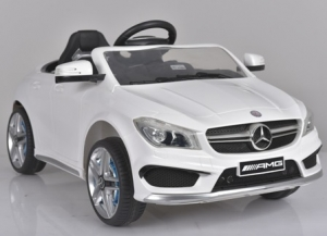 Masinuta Electrica Mercedes CLA 45 copii 12 v6