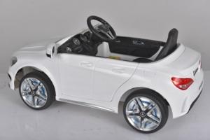 Masinuta electrica Mercedes CLA45 copii 12v [5]