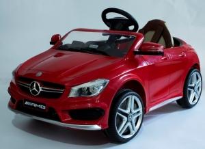 Masinuta electrica Mercedes CLA45 copii 12v [2]