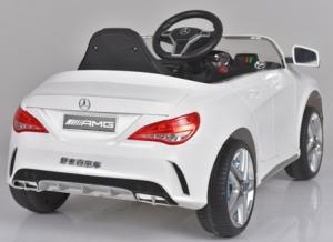 Masinuta electrica Mercedes CLA45 copii 12v [4]