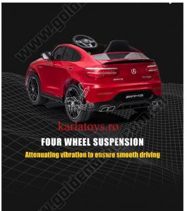 Masinuta electrica copii Mercedes AMG GLC63S  12V 4x4 [2]