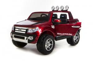 Masinuta electrica Ford Ranger 4x4 petru copii Visiniu2