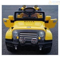 Masinuta electrica jeep pentru copii 12v cu radiotelecomanda1