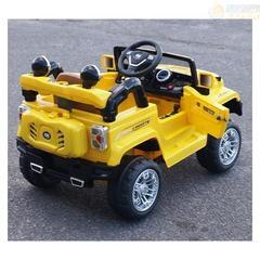 Masinuta electrica jeep pentru copii 12v cu radiotelecomanda2