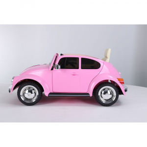 Masinuta Electrica Volkswagen Beetle 12v pentru copii1
