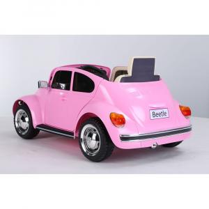 Masinuta Electrica Volkswagen Beetle 12v pentru copii2