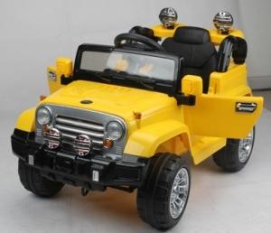 Masinuta electrica jeep pentru copii 12v cu radiotelecomanda0