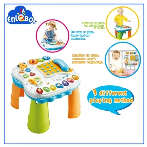 Masuta multifunctionala 3 in 1  Learning Dora [3]