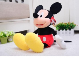 Jucarie Mickey Mouse plus  70 cm0