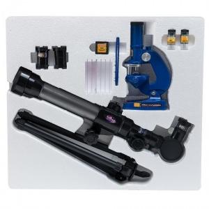 Set telescop si microscop 2 in 1 pentru copii [2]