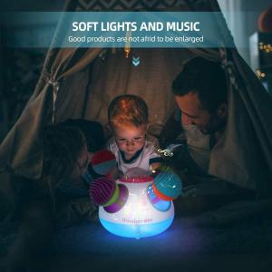 Mingie senzoriala Bebelusi cu lumini si sunete [3]