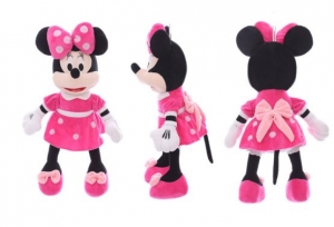 Jucarie plus Minnie Mouse  35 cm muzical0