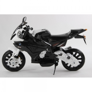 Motocicleta Bmw 12 v cu roti ajutatoare pentru copii5