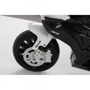 Motocicleta Bmw 12 v cu roti ajutatoare pentru copii7