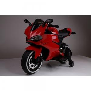 Motocicleta electrica 12 v acceleratie pe ghidon Ride on Bike7