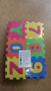 Set de puzzel cifre si litere 36 de buc de Birou1