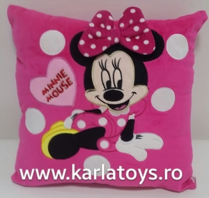 Pernuta Minnie Mouse 3d  Mickey Mouse2