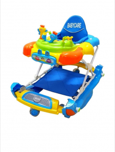Premergator  Baby Care 2 in 1 - Premergator si balansoar Baby Care3