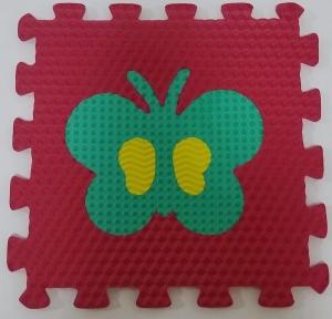 Set covorase puzzle camera copiilului 30 de piese - Covor puzzle cu imprimeuri [1]
