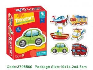 Puzzle bebe animale - Set 4 Cutie Puzzle bebe2