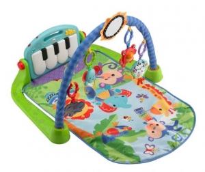 Saltea de Joaca Bebe cu Centru Activitati 4 in 1 Piano2