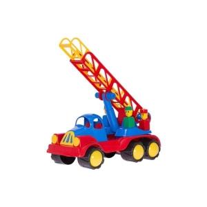 Masinuta de pompieri Hemar 80 cm0
