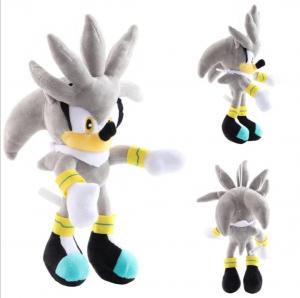 Set 6 buc Jucarii de plus Super Sonic - Set Plusuri Sonic Hedgehog22