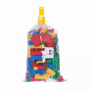 Cuburi constructie lego K2 160 piese Hemar1