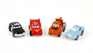 Set parcare cu masinute Cars1