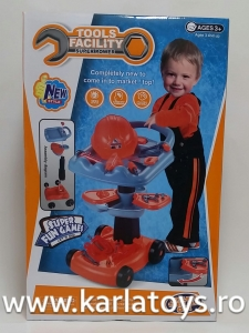 Set unelte copii troler2