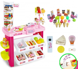 Set Supermarket Dessert Shop roz0