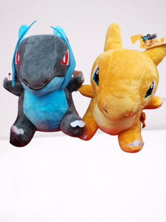 Set 2 Jucarii de Plus Pokemon Dragon [1]
