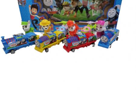 Set Trenulet Thomas si Patrula Catelusilor1