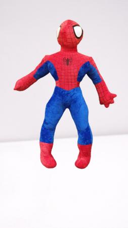 Spiderman din Plus Mare - Mascota de Plus Omul Paianjen [2]